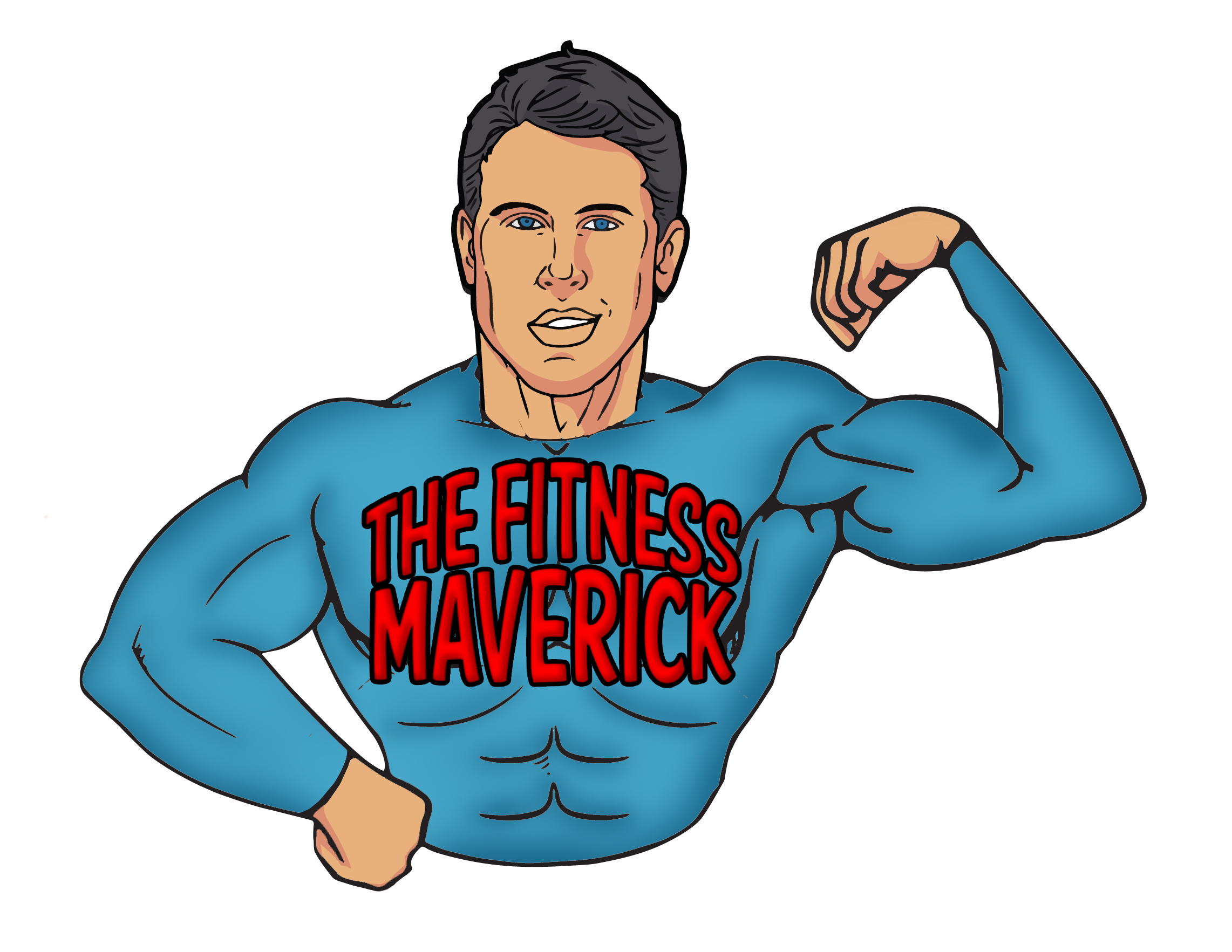 Gareth Sapstead - The Fitness Maverick