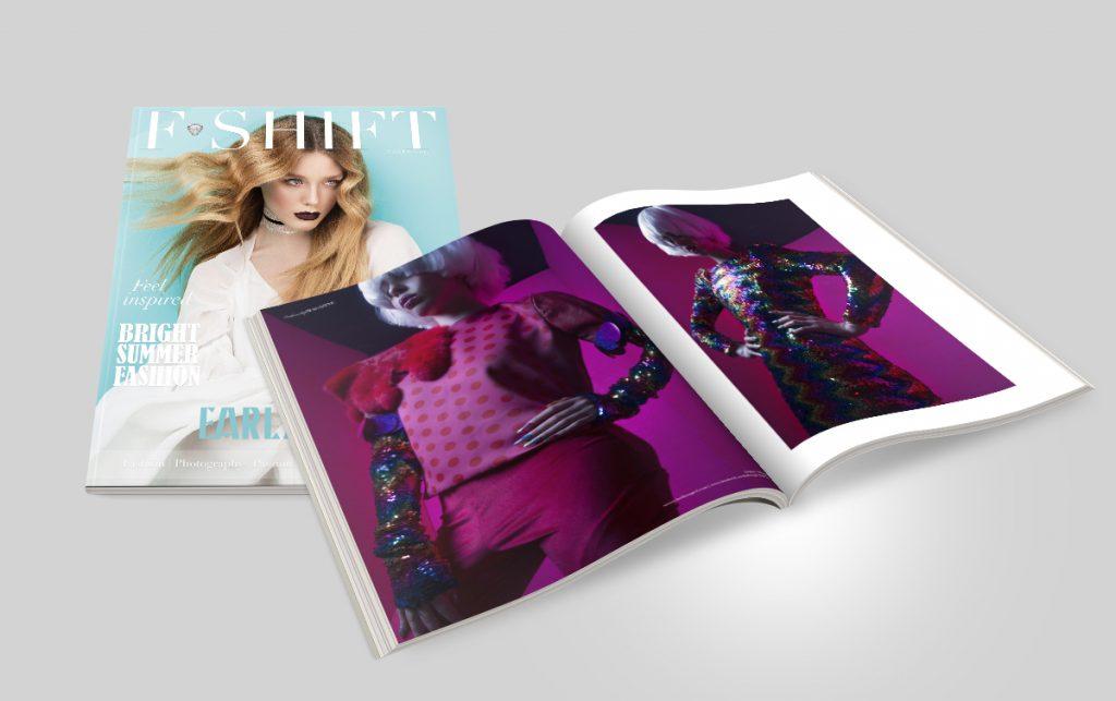 magazine mockup web
