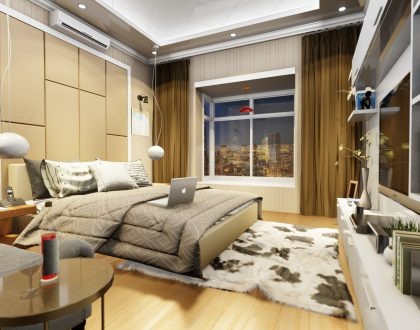 Apartment Interior CGI's