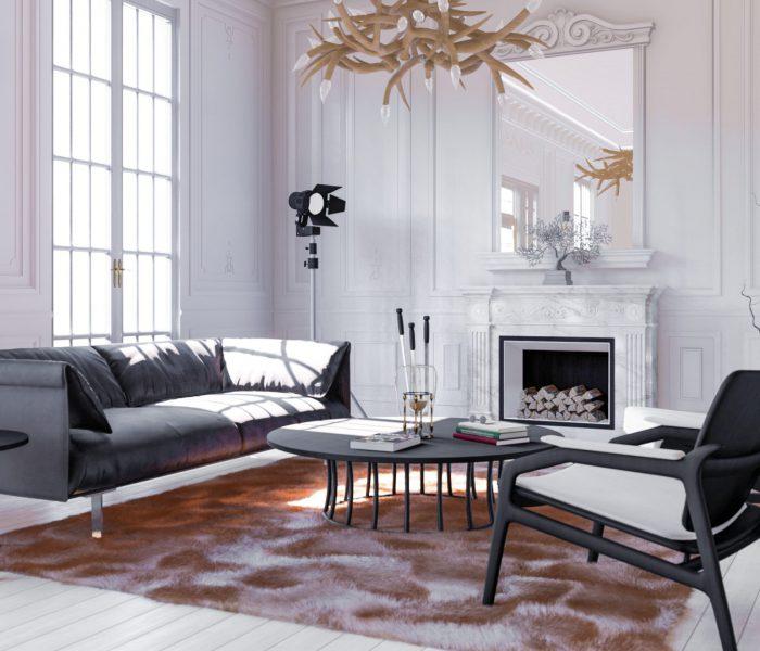Luxury White Interior (1 of 1)